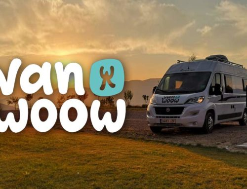 Campercover con VanWoow