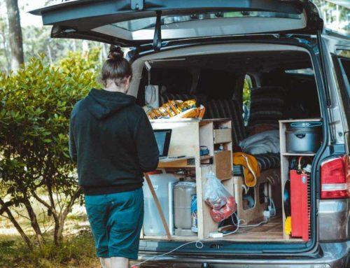 Consejos para viajar con tu camper y ahorrar energía
