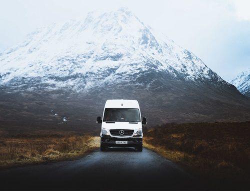 Cómo combatir el frío en una furgoneta